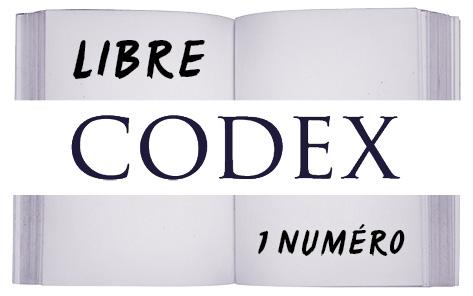 Abonnement CODEX durée libre