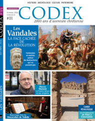 Couverture CODEX#1