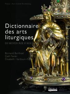 Couverture Dictionnaire des arts liturgiques